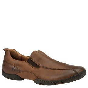 Born Men's Alpert Slip-On Shoes (12, Chestnut)