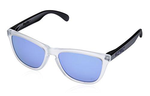 Oakley Wayfarer Sunglasses (Matte Clear) (0OO9013 24-419 55)