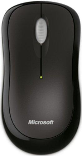 マイクロソフト ワイヤレス オプティカル マウス Wireless Mouse 1000 ブラック 2TF-00006