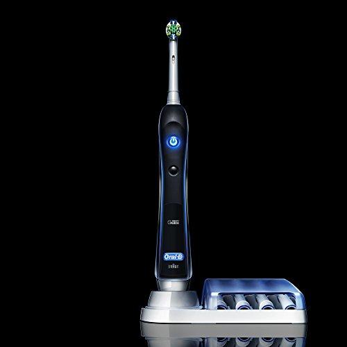 新旗舰,博朗 Oral-B Precision Black 7000 智能电动牙刷图片