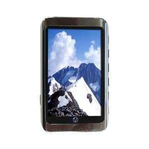 31UH2sLrYML. SL500 AA300  Visual Land V Core VL 868 4GB SS 4GB MP5 Expandable Media Player w/ FM Radio   $40 + Free Shipping