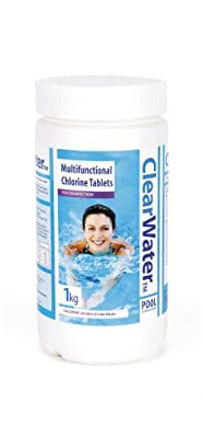 Clearwater 1KG MULTIFUNC TAB POOL TREATMENT