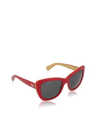 Dolce & Gabbana Gafas de Sol Mod. 4260  296887 Rojo / Dorado