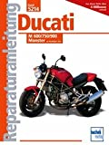 No. 5214 repair instructions DUCATI M 600/750/900