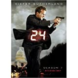24 season 7 complete 6 disc dvd box set region 1