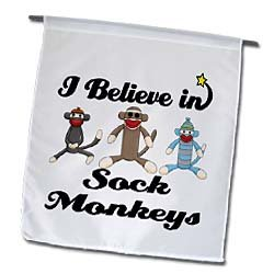 Dooni Designs I Believe In Designs - I Believe In Sock Monkeys