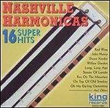 16 Super Hits Nashville Harmonicas