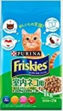 フリスキードライ 室内ネコ用 1kg×6袋