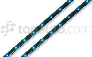 Bandes illumination LED 30 LED bleu -2 pc-