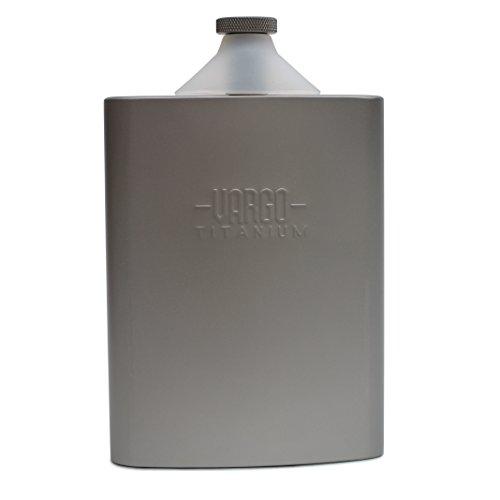 バーゴ チタニウム ファンネル フラスコT-447