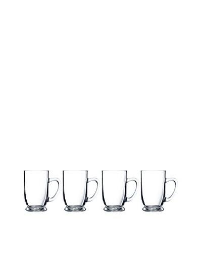 Arc International Set of 4 Bolero 16-Oz. Glass Mugs