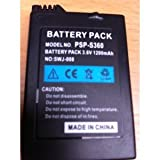 batería acumulador para Sony PSP Slim & Lite / 2. Generation - 1200mAh