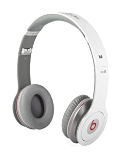 Beats by Dr Dre Solo HD with ControlTalk Headphones  - White