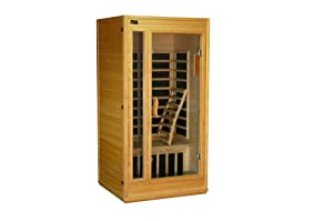 Buy Great American Sauna Company M Series 1-2 Person Sauna by Great American Sauna Company