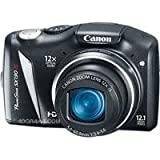 31UHgOsvBWL. SL160  Top 10 Digital Point & Shoot Cameras for February 5th 2012   Featuring : #10: Canon PowerShot ELPH 300 HS 12.1 MP CMOS Digital Camera with Full 1080p HD Video (Silver)