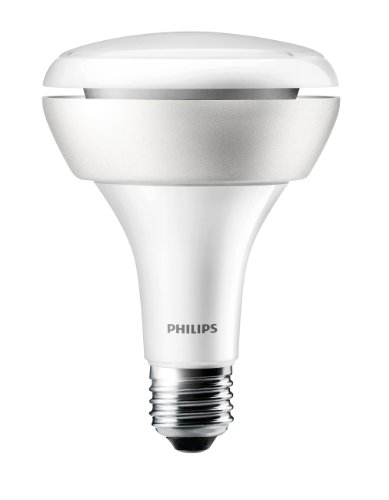 Philips 432690 Hue 65W Equivalent BR30 Single LED Light Bulb - Frustration Free Packaging (Single Lightbulb compare prices)