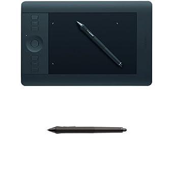 ワコム ペンタブレット intuos Pro Sサイズ PTH-451/K1 + 専用オプションペンセット