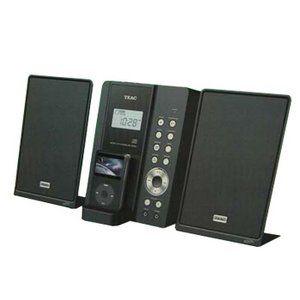 Teac Mc-Dx50I 2.1 Channel Ultra Thin Hi-Fi System With Ipod Dock