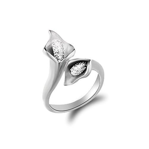 pretty-jewellery-genuine-019-ctw-round-cut-white-genuine-diamond-calla-lily-ring-in-14k-gold-white-g