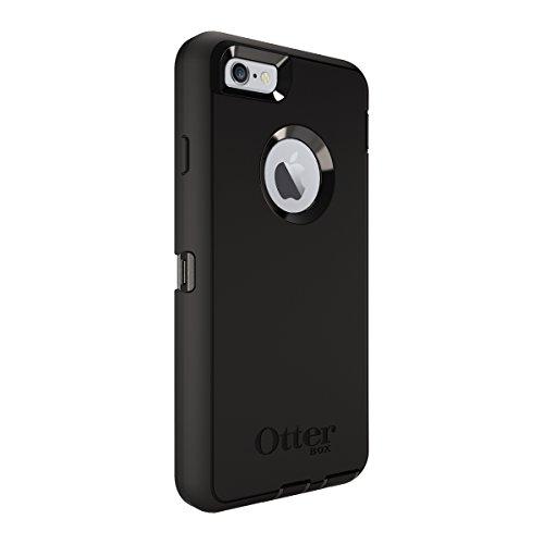 【日本正規代理店品】OtterBox Defender シリーズ for iPhone 6s/6 ブラック/ブラック (BLACK) OTB-PH-000207