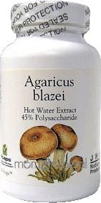 Agaricus Blazei 400 mg 150 vcap by JHS Natural Products