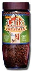 Cafix Coffee Substitute No Caffeine Crystals (3 Pack), 7oz