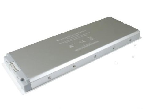 Replacement Apple Macbook Battery 10.8V 5200MAH White for Apple MacBook 13 MA Series,Apple MacBook 13 MB Series
