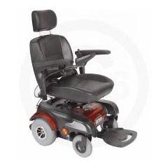 Sunfire Plus Gt Powerchair - Blue