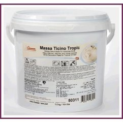 Carma Massa Ticcino - Rolling Fondant, Tropical - 7 Kg / 15.4 Lbs (Pack of 1 Bucket) at Amazon.com