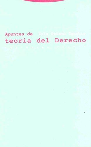 APUNTES DE TEORIA DEL DERECHO  descarga pdf epub mobi fb2