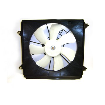 TYC 611130 Honda Accord Replacement Condenser Cooling Fan Assembly by TYC