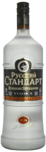 Russian Standard - Premium Russian Vodka - 1.5Ltr