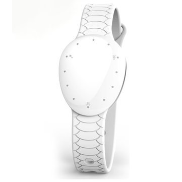 Fashion-Bluetooth-Smart-Sport-Wristband-U-Sports-Watch-Necklace-White