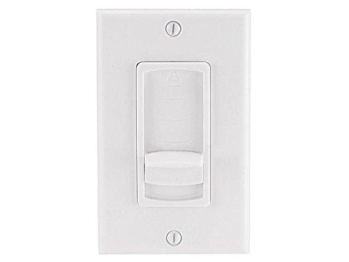 Monoprice 108244 Rms 50W Speaker Volume Controller, White