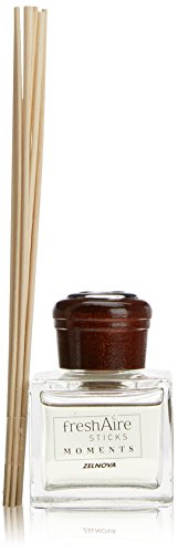 Fresh Aire Sticks Moments Deodorante per Ambienti, Floral Madera - 65 ml