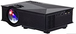 VOX VP-03 Hdmi Hd Led Projector Home Cinema Theater (Black)