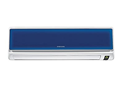 Samsung AR18HC5EXLZ Split AC (1.5 Ton, 5 Star Rating, Navy Blue)