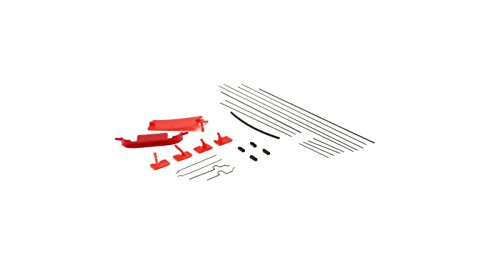 Pushrod/Wing Brace Set: UMX Pitts S-1S by E-flite