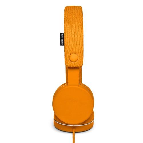 Urbanears HUMLAN The Wash and Wear Headphone  (Pumpkin)