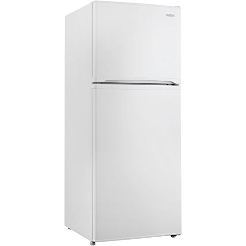 Danby DFF100C1WDB Frost-Free Refrigerator with Top-Mount Freezer, 9.9 Cubic Feet, White (Refrigerator Mid Size compare prices)