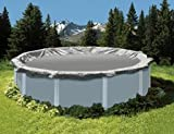 Pooltux 28' Pool Size - 32' Round King Winter Cover 15 Year