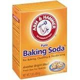 Arm & Hammer Baking Soda Unscented Box, Boxed 1 Lb.
