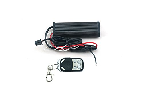 Motorcycle Led Control Box & 1Pc Remote