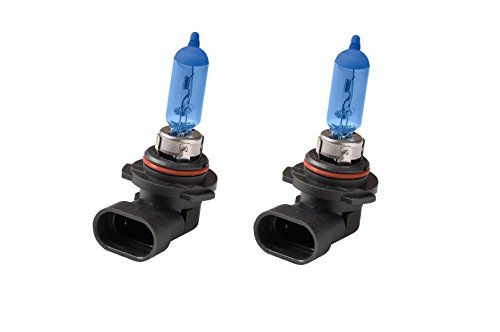 Putco 239006NB Pure Halogen Headlight Bulb – Nitro Blue – 9006 (Pair) image