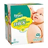 Pampers Thick Sensitive Wipes 420-pk. Baby, NewBorn, Children, Kid, Infant