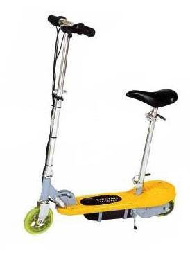 Cheap Electric Scooters on Kids Electric Scooter E Scooter E Scooter Yellow 120w Motor 24v