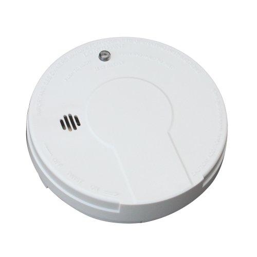 kidde i9050 battery operated smoke alarm white. Black Bedroom Furniture Sets. Home Design Ideas