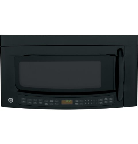GE Profile Spacemaker JVM2052DNBB 2.0 cu. ft. Over-the-Range Microwave Oven with 1050 Watts - Black