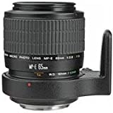Image of Canon MP-E 65mm f/2.8 1-5X Macro Lens for Canon SLR Cameras
