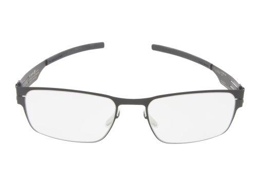616946481d5 Where to buy ic! Berlin Eyeglasses Rast Black   Gun Metal Clamps ...